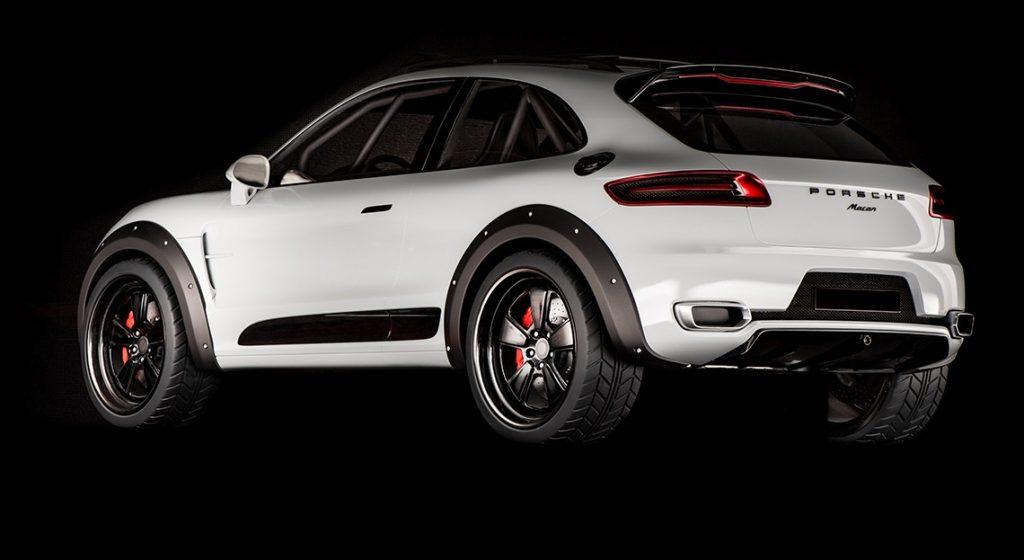 Porsche Macan Vision Safari 2013 3