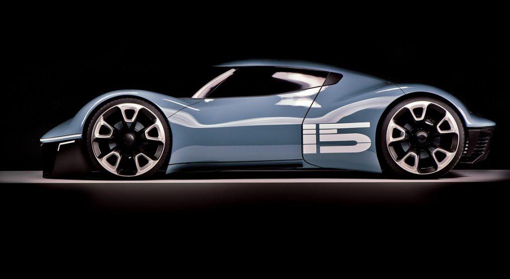 Porsche Vision 916 1