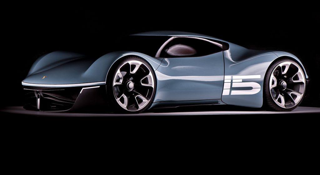 Porsche Vision 916 2