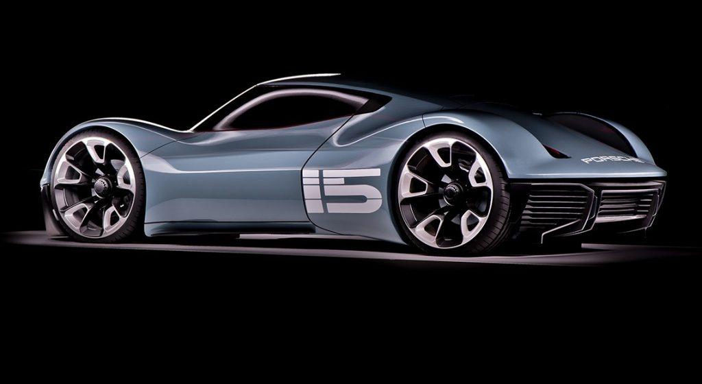 Porsche Vision 916 3