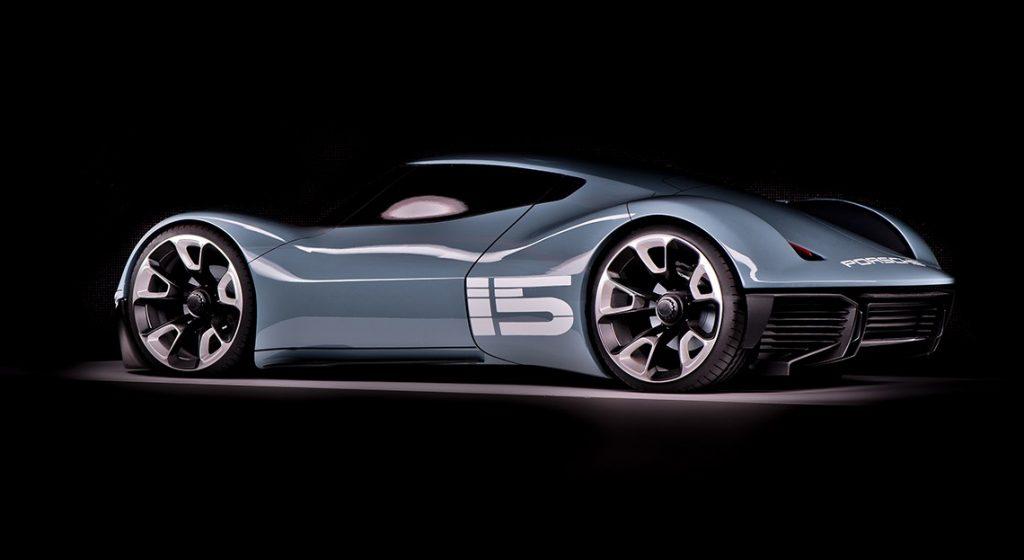 Porsche Vision 916 4