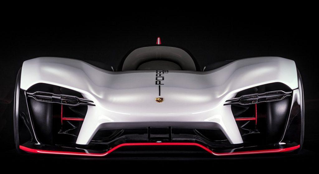 Porsche Vision E 2019 4