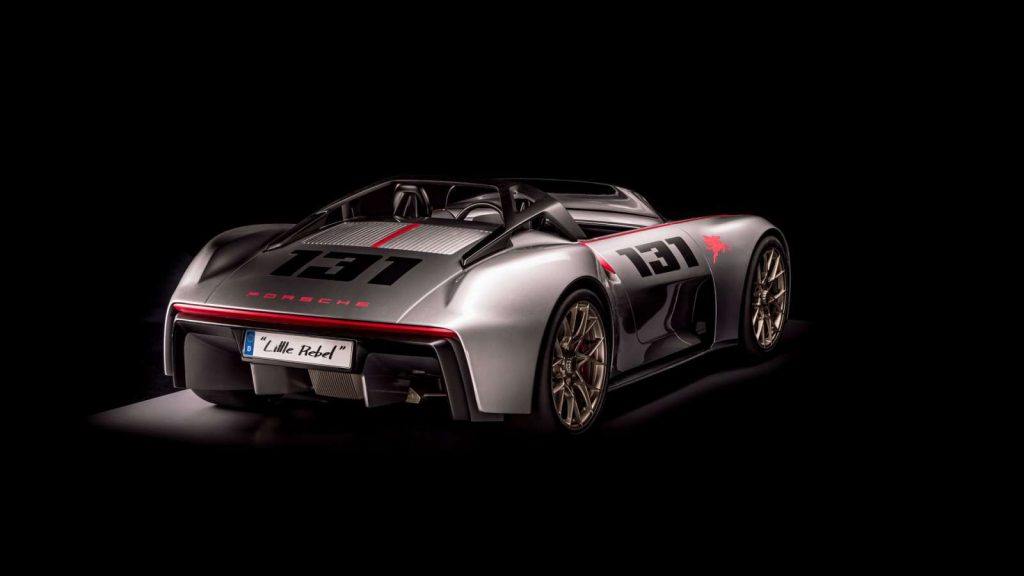 Porsche Vision551 Spyder Little Rebel 2019 12