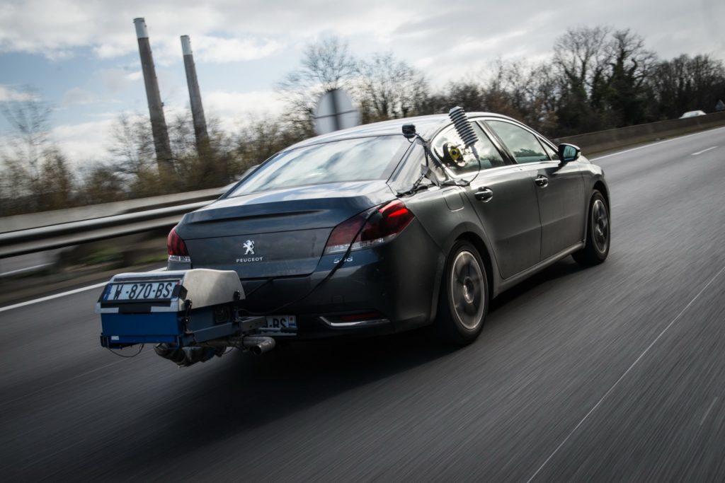 Pollution automobile baisse de la pollution automobile dépollution PEMS