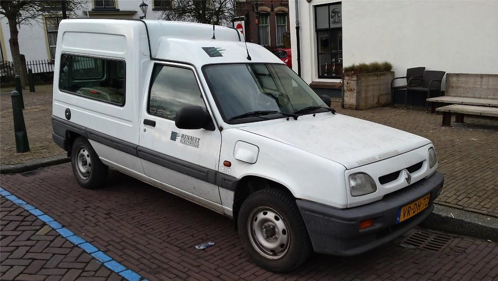 Renault Express électrique