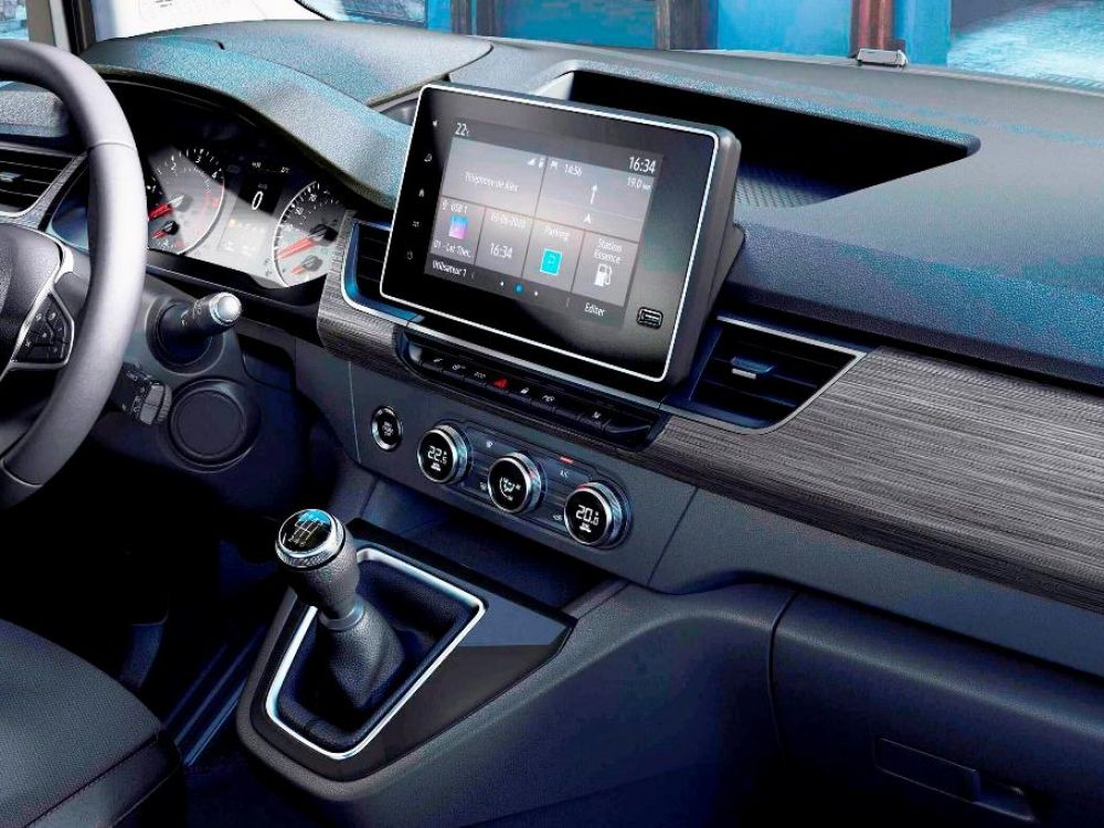 Renault Kangoo 2021 interieur 01
