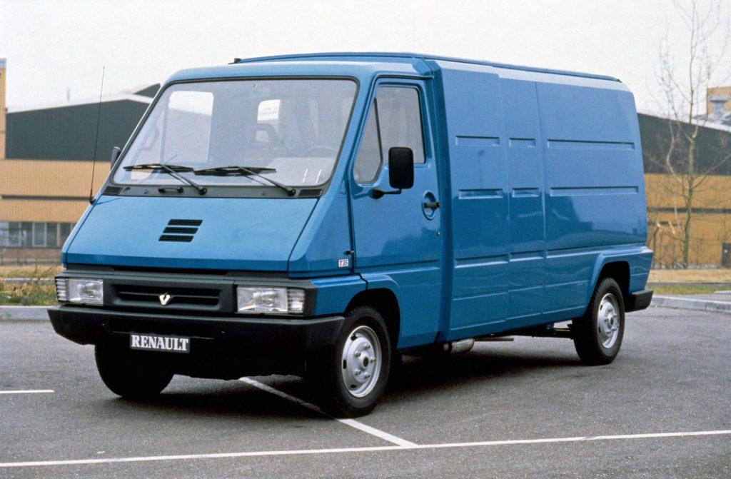 Renault Master 1.2