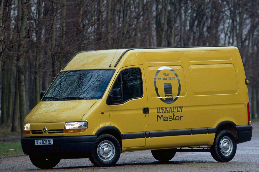 Renault Master 2.1 005
