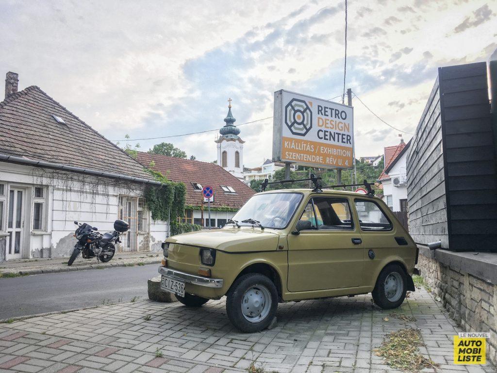 Retro Design Center Szentendre Hongrie