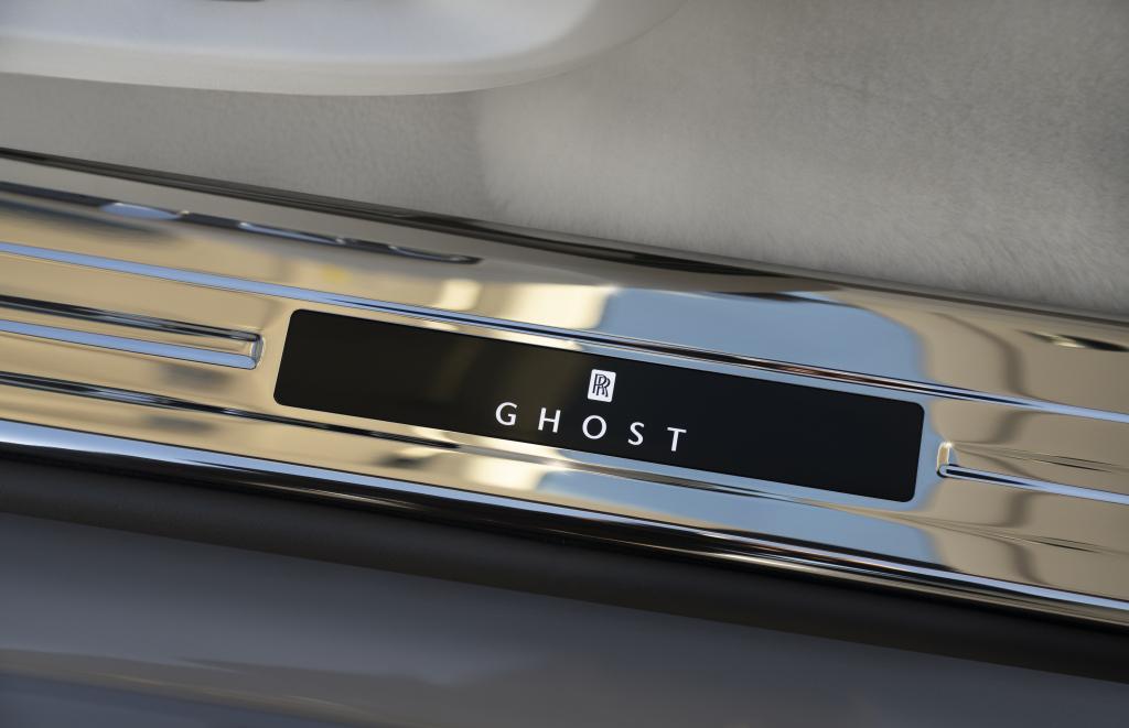 Rolls Royce Ghost 2021 10