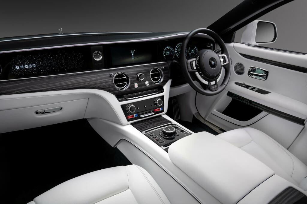 Rolls Royce Ghost 2021 15