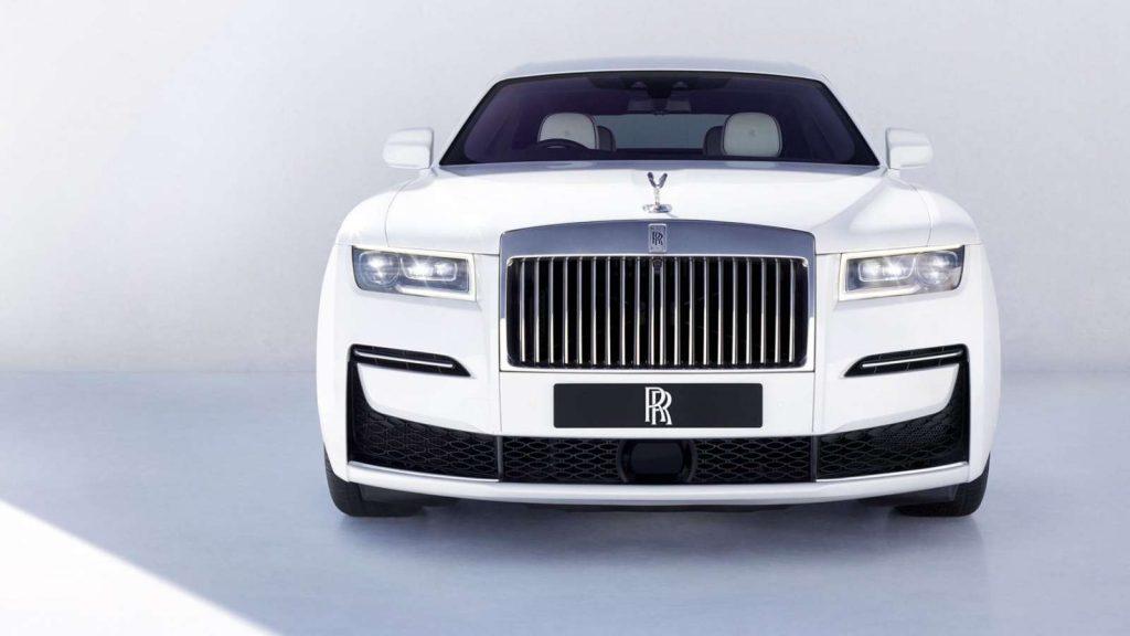 Rolls Royce Ghost 2021 5