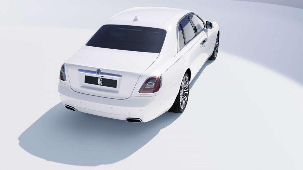 Rolls Royce Ghost 2021 6