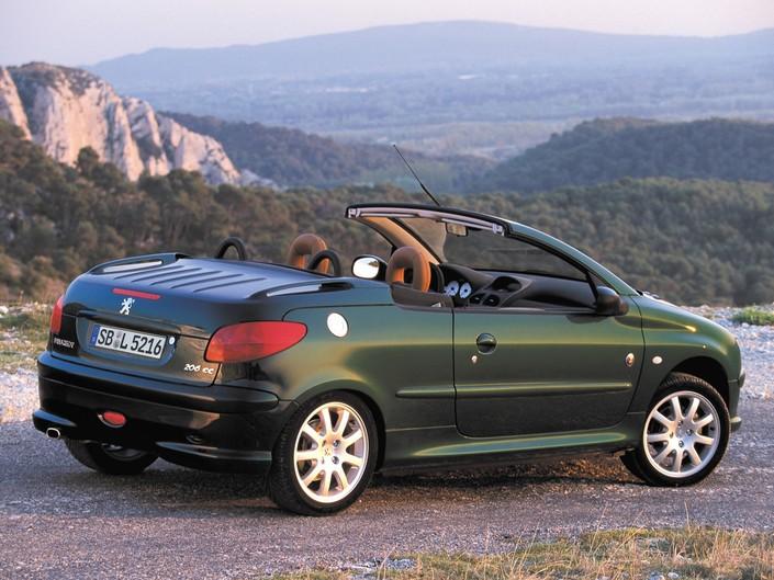 S1 peugeot 206 cc 2000 2007 mini prix maxi collector 593990