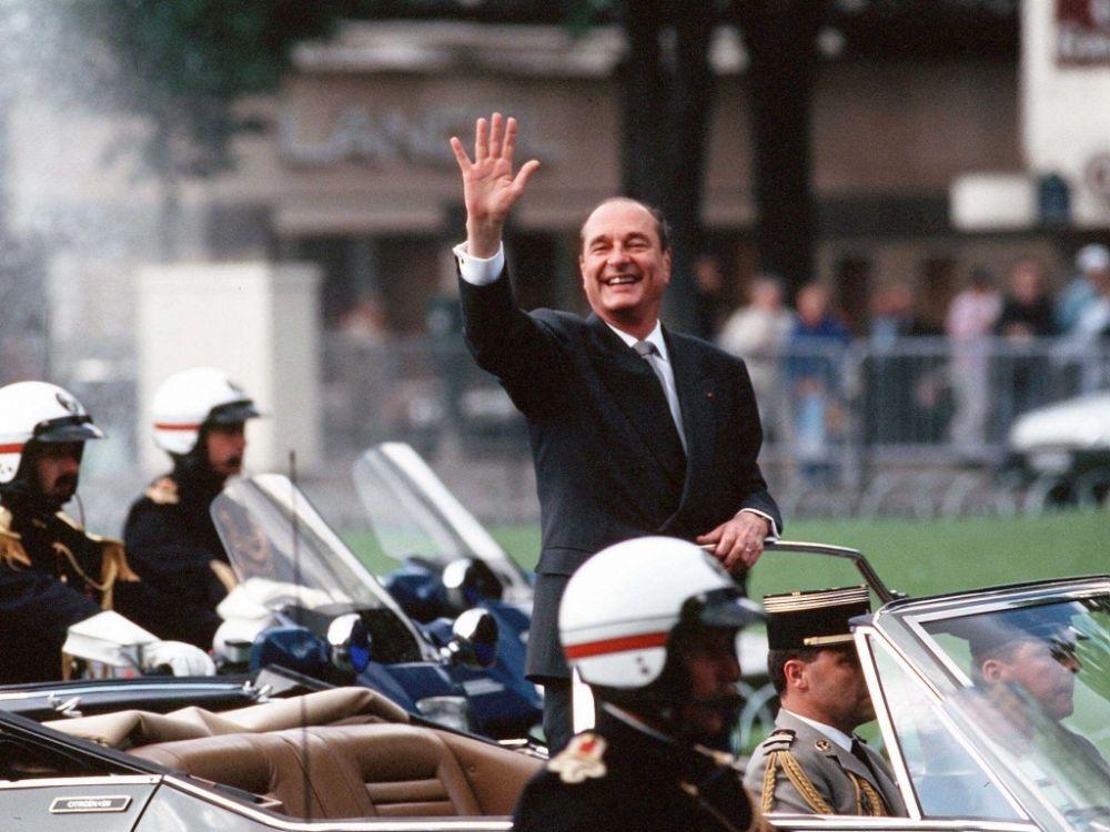 SM Chirac Chapron