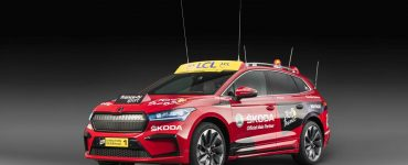 Škoda Enyaq iV Tour de France,