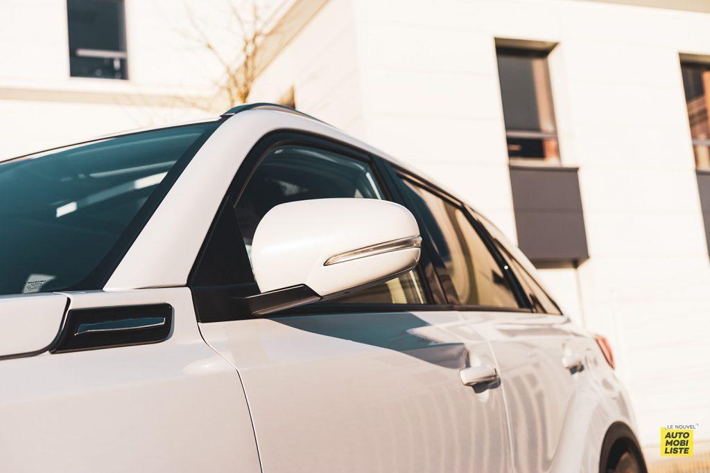Suzuki Vitara Style Boosterjet Hybrid 48 V Cool White Pearl Le Nouvel Automobiliste