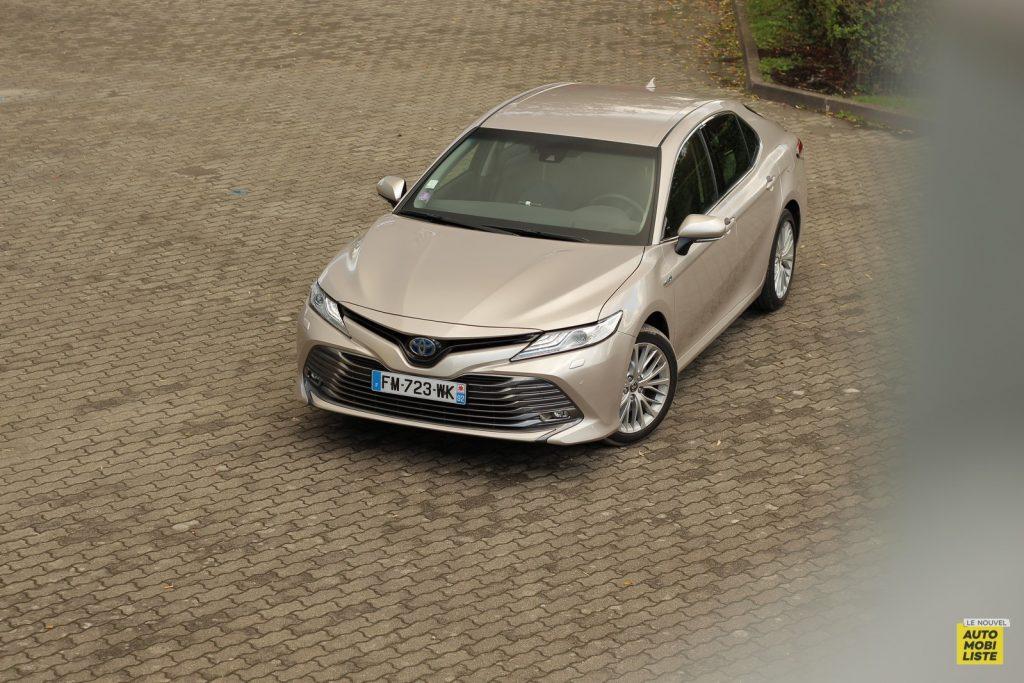 Toyota Camry Thibaut Dumoulin LNA 13