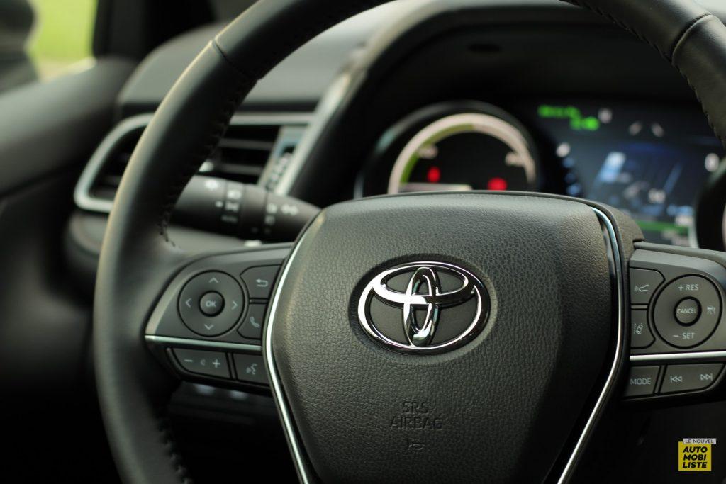 Toyota Camry Thibaut Dumoulin LNA 22