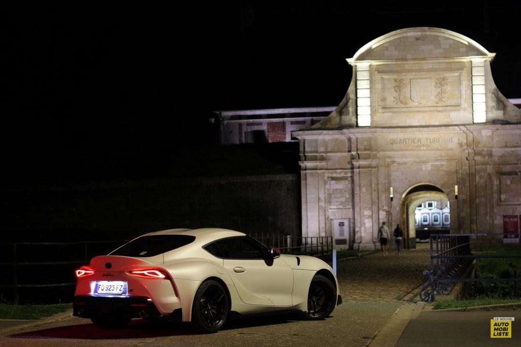 Toyota Supra GR LNA Thibaut Dumoulin 3