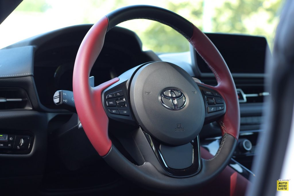 Toyota Supra GR LNA Thibaut Dumoulin 32
