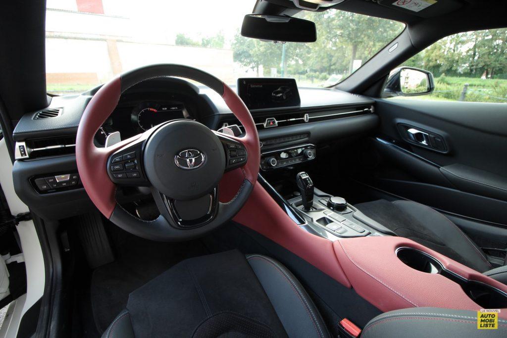 Toyota Supra GR LNA Thibaut Dumoulin 69