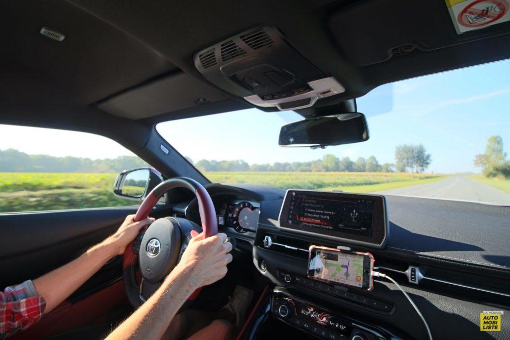 Toyota Supra GR LNA Thibaut Dumoulin 71