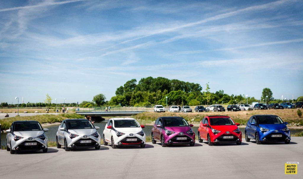 Toyota aygo 2018 14