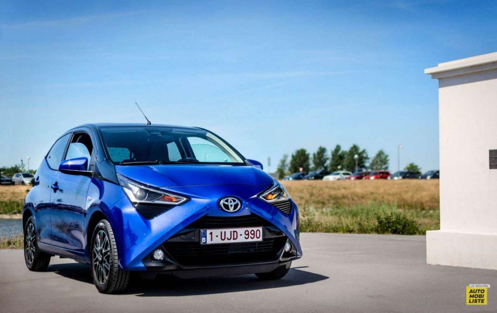 Toyota aygo 2018 16