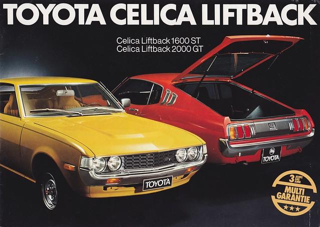 Toyota Celica 1 12