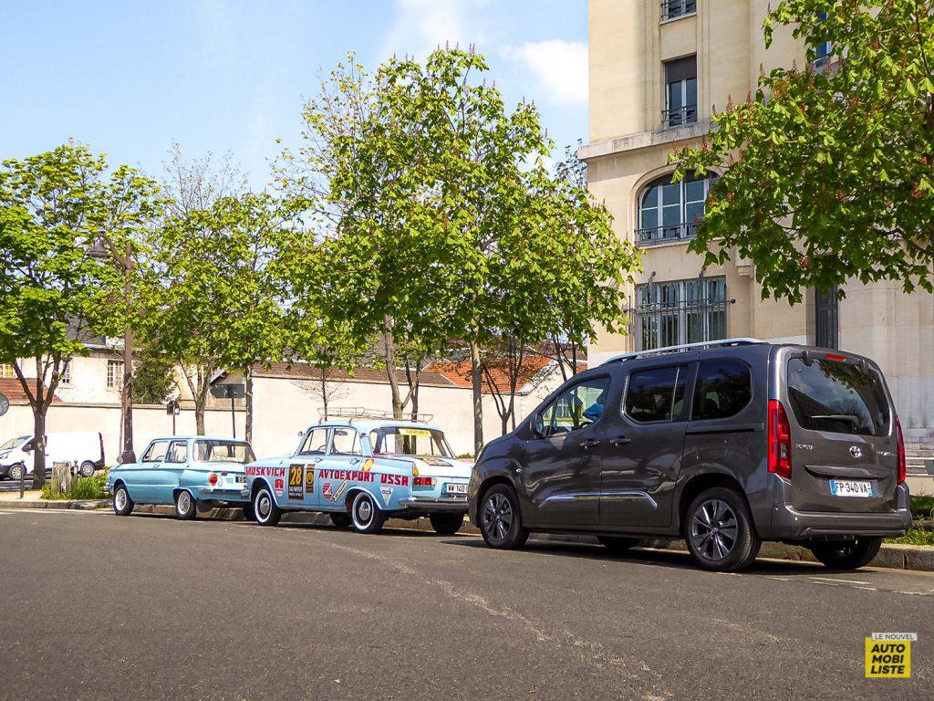 Toyota ProAce City Verso LNA 5