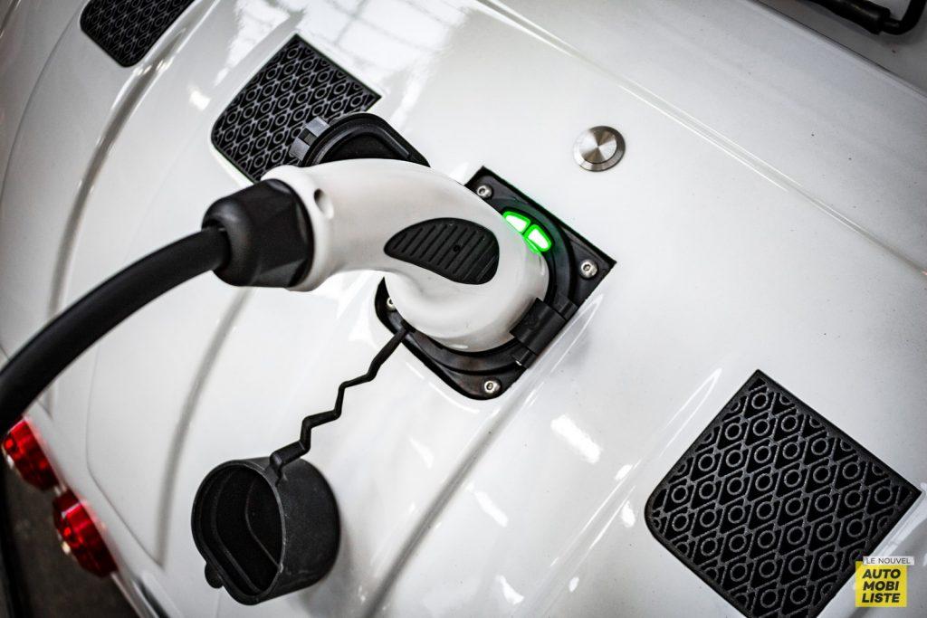 Ve ZERO hot rod electrique LeNouvelAutomobiliste 125