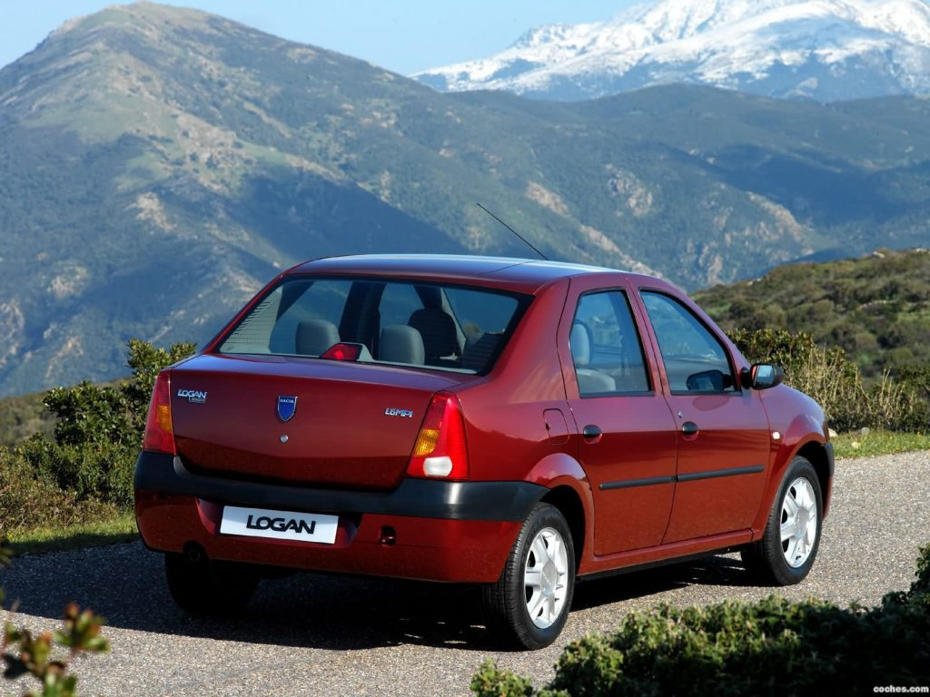 Dacia Logan X90