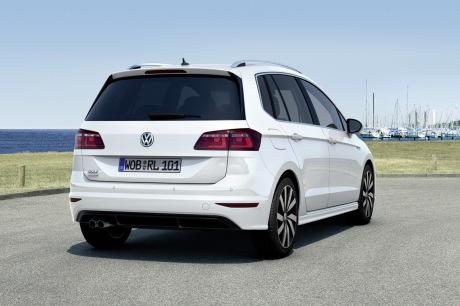 Volkswagen Golf Sportsvan R-Line 2015