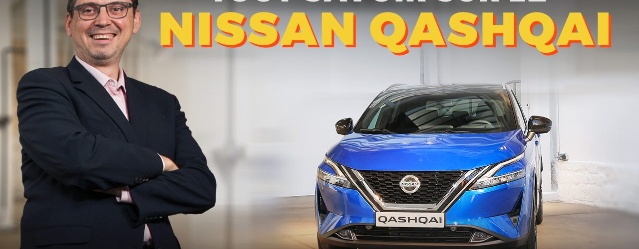 Interview Nissan Qashqai 2021 découverte live direct