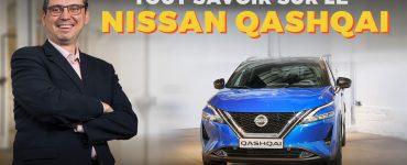 Interview Nissan Qashqai 2021 découverte live direct
